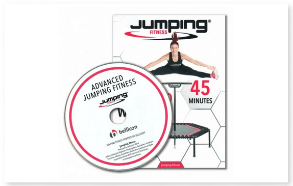 DVD Training Jumping Fitness Advanced Deutsch