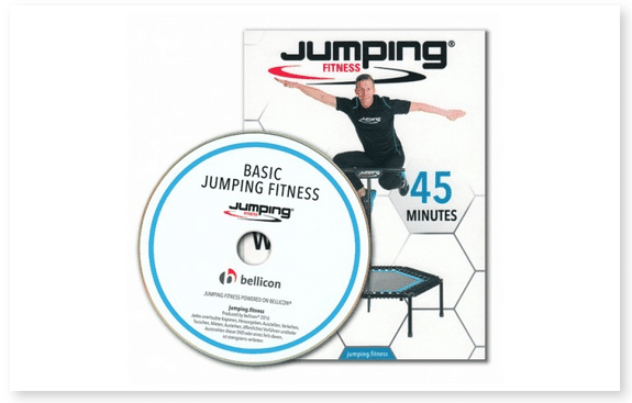 DVD Training Jumping Fitness Basic- Deutsch